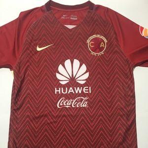 Club America Centenario Jersey Red 2016 Nike